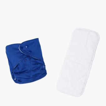 Belle & Coco Cloth Diaper (Blue) Price Philippines