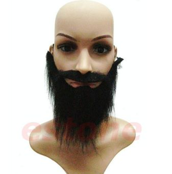Fun Costume Fancy Party Halloween Beard Moustache Mustache Disguise Facial Hair Price Philippines