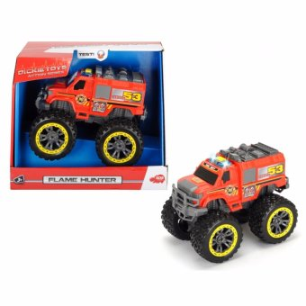 Harga Dickie Toys Action Series 23cm Flame Hunter Vehicle Toy