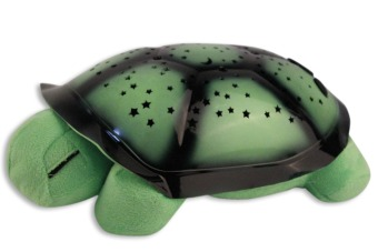 Harga Lamparo Plush Twilight Turtle Night Light (Green)