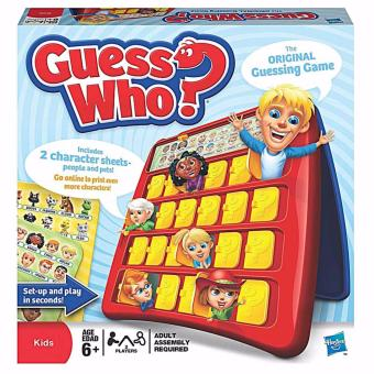 Hasbro Guess Who Board Game Price Philippines
