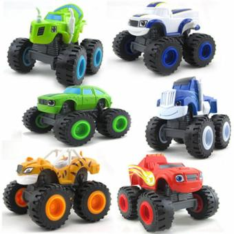 Kids Blaze And The Monster Machines Vehicles Diecast Racer Car Toys Good Gifts Price Philippines