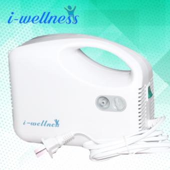 iwellness CNB69011 Portable Health Compressor Nebulizer Kit for Adults and Baby ...
