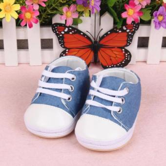 Japan and USA best selling shoes blue