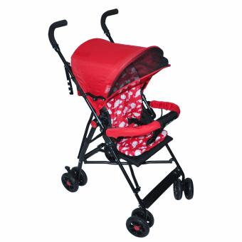 Kidsplay Simple Stroller Red