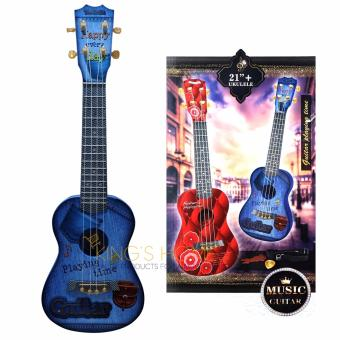 King's Dreamy Music Ukulele Guitar 4 String Musical Instrument Toy