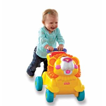 King's 2 in 1 Stride to Ride Walker and Ride On LionWalker Ride Baby Walker Ride On Lion Toy with Music FisherPrice Price Philippines
