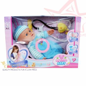 King's My Little Baby Talking Alive Baby Doll Toy Price Philippines