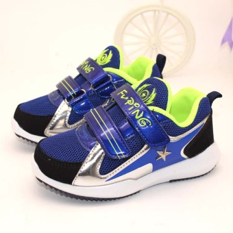 Korean-style mesh breathable non-slip casual sports shoes Children Shoes
