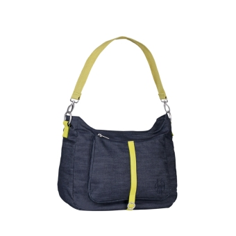 Lassig Green Label Shoulder Bag Denim Blue