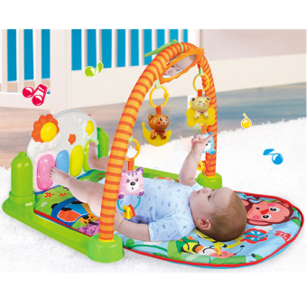 lazada and USA best selling Discover 'n Grow Kick and Play PianoActivity Play Gym Price Philippines