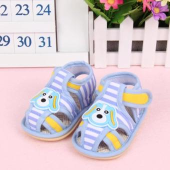 lazada and USA best selling shoes Dog blue