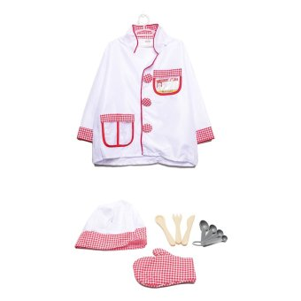 Le Sheng Chef Dress-Up Kids Costume Set Price Philippines