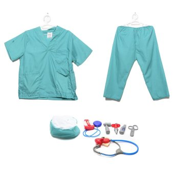 Le Sheng Surgeon Dress-Up Kids Costume Set Price Philippines