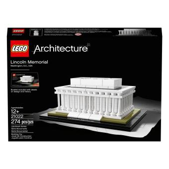 LEGO Architecture Lincoln Memorial Price Philippines