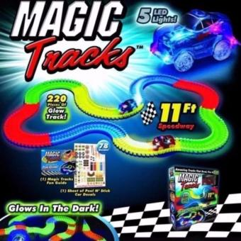 Magic Track Glow in the dark