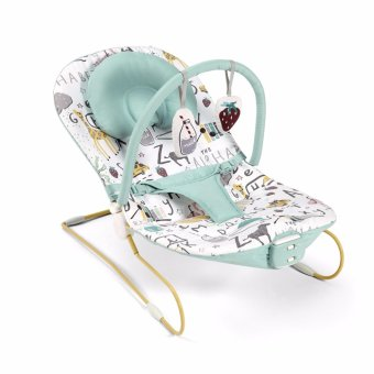 Mamas and Papas Bouncer Cradle Buzz - Alphabet