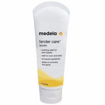 Medela Tender Care Lanolin Cream, 2 Ounce
