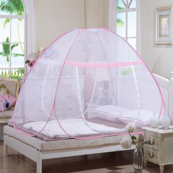 MG Mosquito Net King (Pink)