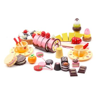 Mother Garden Chocolate Party Set (Multicolor)