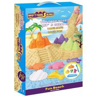 Motion Sand Deluxe Bucket - Fun Beach Playset Price Philippines