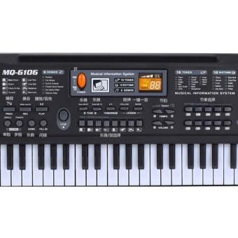 Music Keyboard 61 Keys Digital Electric Piano Musical - intl