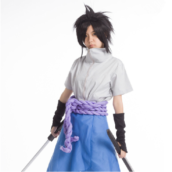Naruto ninja Sasuke full set clothes
