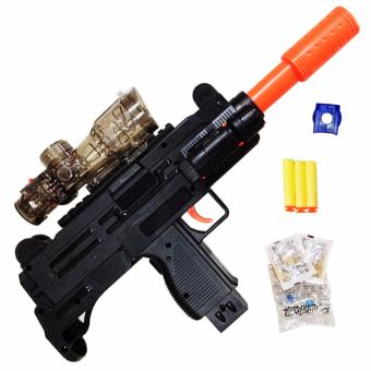 Nerf M35 D7 Toy Shooting Game with LED Light Black