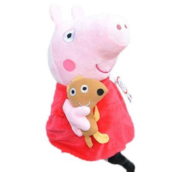 New Peppa Pig Stuffed Soft Figures Toy Plush Doll 19CM/7.5inch Kids Lovely Gift Price Philippines
