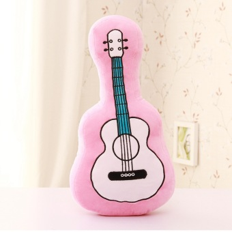 New style model guitar style sofa pillow cushion