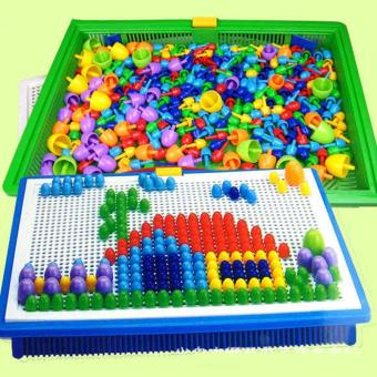 PAlight Creative Peg Board with 296 Pegs - intl - intl