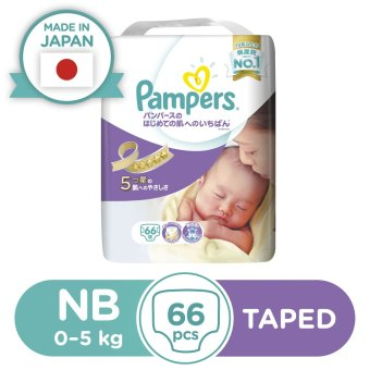 Pampers Premium Care Diaper New Born 66s