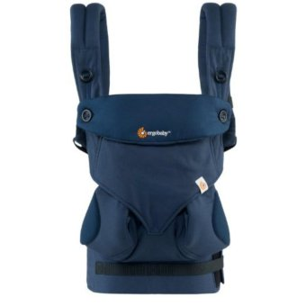PENNY 360 Four Position Baby Carrier (Midnight Blue) - intl Price Philippines