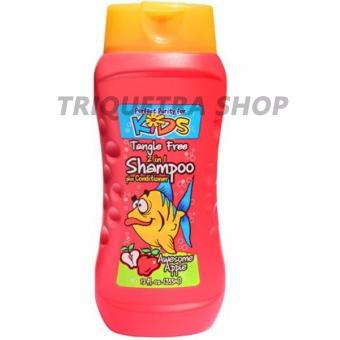 Perfect Purity KIDS Gentle 2 in 1 Shampoo plus Conditioner 354mL(Awesome Apple)