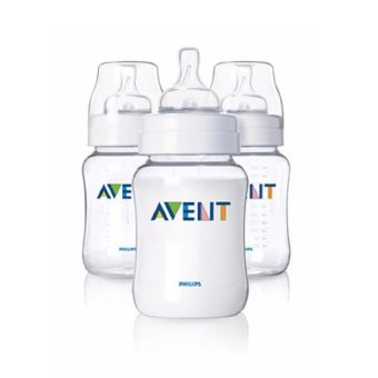 Philips Avent Classic Feeding Bottle Pack of 3 9oz Price Philippines