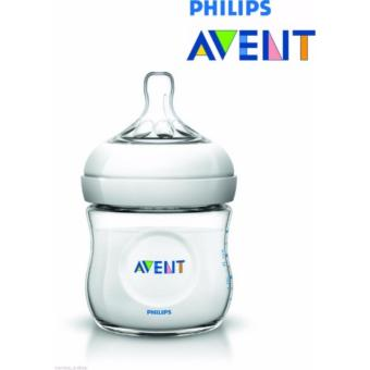 Philips Avent SCF 690/17 125ml-4oz Natural Feeding Bottle BPA Free0 months (Clear) Price Philippines
