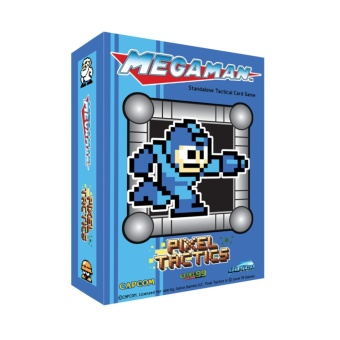 Pixel Tactics: Mega Man Blue Box Price Philippines