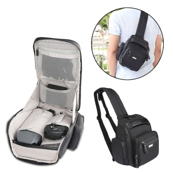 Portable Shoulder Bag Case For DJI Mavic Pro Accessories OrganizerHandbag - intl
