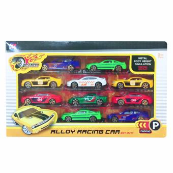 RA1703A Alloy Racing Car Price Philippines