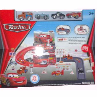 Racing Cars Toy Set #660-80 Price Philippines