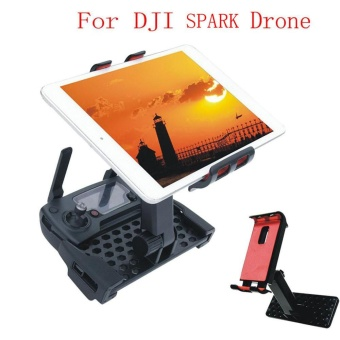 Remote Control Phone Flat Bracket 4-12 Inch Holder Parts for DJISPARK Drone - intl Price Philippines
