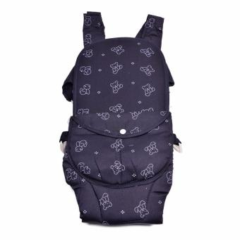 Royal Baby BCA-2012 6 in 1 Baby Carrier (Blue) Price Philippines