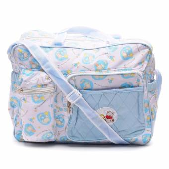 Royal Baby Bear Side Nursery Bag (Blue) Price Philippines