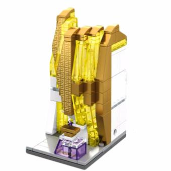 Sembo Block SD6036 Perfume Shop Building Blocks