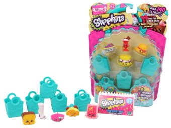 Shopkins Season 3 Pack of 5