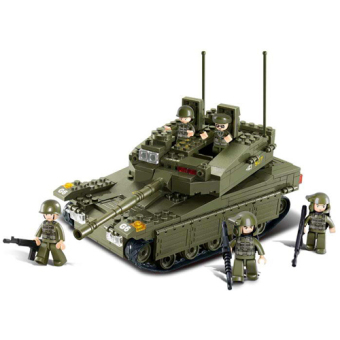 Sluban Land Forces II - Merkava Tank Price Philippines