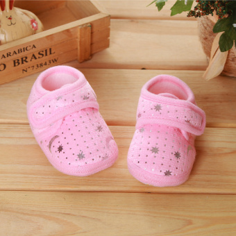 Soft bottom spring and summer autumn slip Baobao toddler shoes Baby Shoes