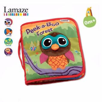SOFTBOOK LAMAZE LEARNING FUN CLOTH BOOK (OWL) Price Philippines