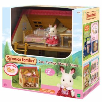 Sylvanian Families Cozy Cottage Starter Home Price Philippines