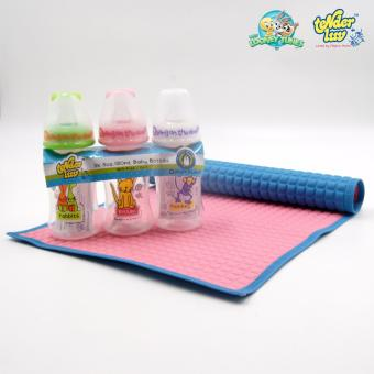Tender Luv Babies Air-filled Rubber Mat Gift Set Small
